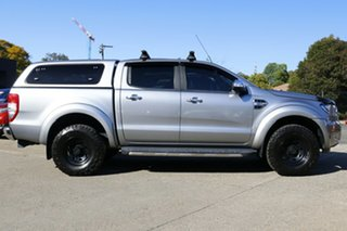 2016 Ford Ranger PX MkII XLT Super Cab Grey 6 Speed Sports Automatic Utility