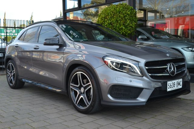 Used Mercedes-Benz GLA-Class X156 GLA200 CDI DCT, 2014 Mercedes-Benz GLA-Class X156 GLA200 CDI DCT Grey 7 Speed Sports Automatic Dual Clutch Wagon