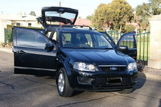 2009 Ford Territory SY MkII TX (RWD) Black 4 Speed Auto Seq Sportshift Wagon