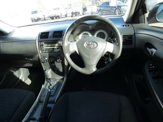 2009 Toyota Corolla ZRE152R Conquest Grey 4 Speed Automatic Sedan