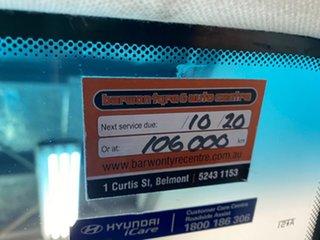 2012 Hyundai i30 GD Active Blue 6 Speed Automatic Hatchback