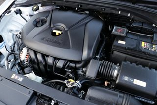 2018 Hyundai i30 PD Active Platinum Silver 6 Speed Auto Sequential Hatchback