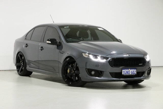 Used Ford Falcon FG X XR8 Sprint, 2016 Ford Falcon FG X XR8 Sprint Smoke 6 Speed Auto Seq Sportshift Sedan