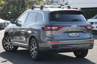 2019 Renault Koleos XZG MY20 Intens X-Tronic (4x2) Grey Metallic Continuous Variable Wagon.
