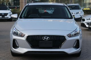2018 Hyundai i30 PD Active Platinum Silver 6 Speed Auto Sequential Hatchback