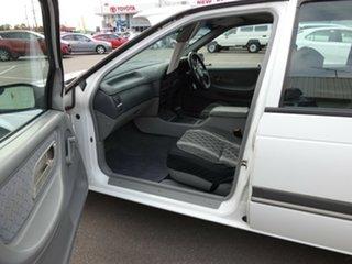 1994 Ford Falcon ED GLi White 4 Speed Automatic Sedan