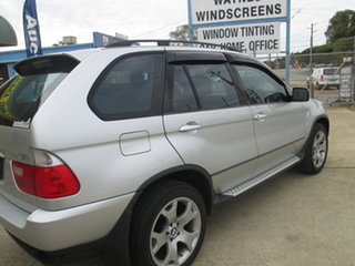 2003 BMW X5 E53 - Silver 5 Speed Automatic Wagon
