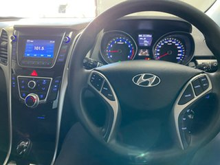 2015 Hyundai i30 GD3 Series 2 Active White 6 Speed Automatic Hatchback