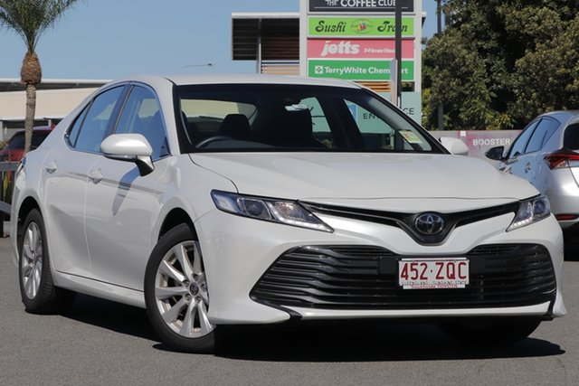 Demo Toyota Camry  , Camry Ascent 2.5L Petrol Automatic Sedan