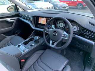2019 Volkswagen Touareg CR MY20 190TDI Tiptronic 4MOTION Black 8 Speed Sports Automatic Wagon