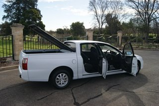 2004 Holden Crewman VZ White 4 Speed Automatic Crew Cab Utility