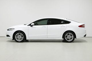 2017 Ford Mondeo MD Facelift Ambiente White 6 Speed Automatic Hatchback