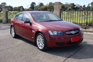 2010 Holden Commodore VE II International Burgundy 6 Speed Automatic Sedan