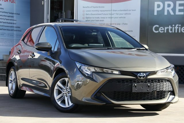 Used Toyota Corolla Mzea12R Ascent Sport, 2019 Toyota Corolla Mzea12R Ascent Sport Oxide Bronze 10 Speed Constant Variable Hatchback