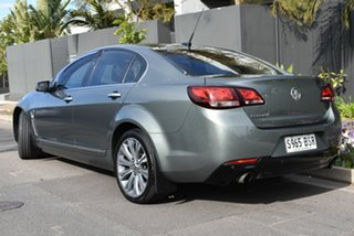 2015 Holden Calais VF MY15 V Grey 6 Speed Sports Automatic Sedan.
