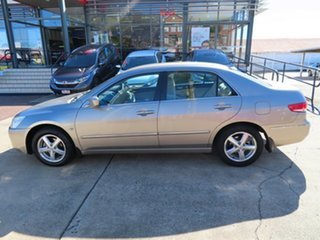 2004 Honda Accord 40 VTi Gold 5 Speed Automatic Sedan