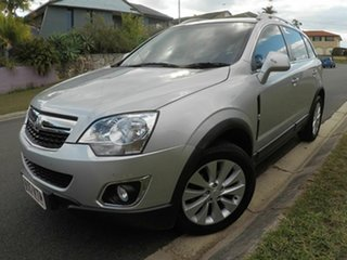 2015 Holden Captiva LT Silver 5 Speed Auto Active Select Wagon.