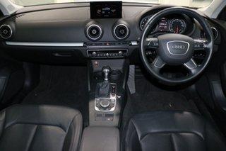 2016 Audi A3 8V MY16 1.4 TFSI Attraction CoD Blue 7 Speed Auto Direct Shift Sedan