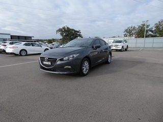 2014 Mazda 3 BM5278 Maxx SKYACTIV-Drive Graphite 6 Speed Sports Automatic Sedan.