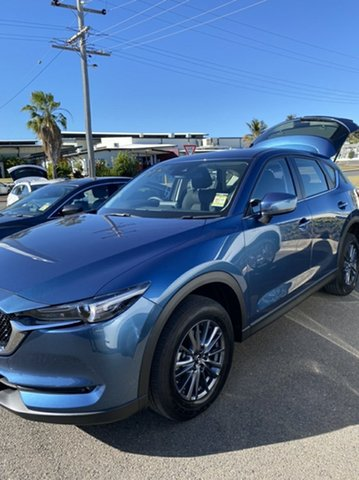 Demo Mazda CX-5  , 2019 Mazda CX-5 Eternal Blue
