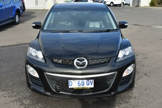 2011 Mazda CX-7 ER10A2 Sports Black 6 Speed Manual Wagon.