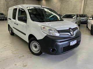 2015 Renault Kangoo F61 Phase II Maxi White 6 Speed Manual Van.
