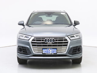2017 Audi Q5 8R MY17 2.0 TFSI Quattro Grey 8 Speed Automatic Wagon.