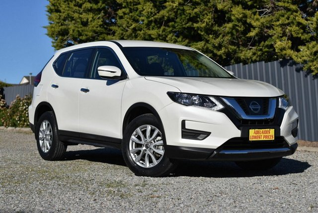 Used Nissan X-Trail T32 Series II TS X-tronic 4WD Melrose Park, 2018 Nissan X-Trail T32 Series II TS X-tronic 4WD White 7 Speed Constant Variable Wagon