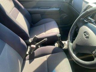 2006 Hyundai Getz TB Upgrade 1.6 Yellow 5 Speed Manual Hatchback