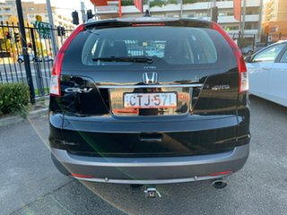 2014 Honda CR-V RM MY15 VTi-L 4WD Black 5 Speed Sports Automatic Wagon