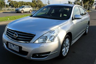 2011 Nissan Maxima J32 250 X-tronic ST-L Silver 6 Speed Constant Variable Sedan.