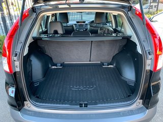 2014 Honda CR-V RM MY15 VTi-L 4WD Black 5 Speed Sports Automatic Wagon.