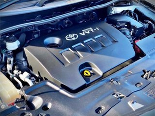 2008 Toyota Corolla ZRE152R Conquest Silver 4 Speed Automatic Sedan