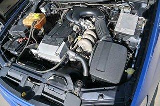 2004 Ford Falcon BA Classic XT Blue 4 Speed Sports Automatic Sedan