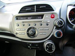 2010 Honda Jazz GE MY10 GLI Limited Edition Silver 5 Speed Automatic Hatchback