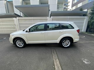 2015 Fiat Freemont JF MY15 Base White 6 Speed Automatic Wagon