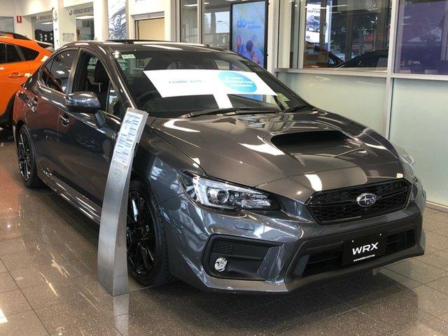 New Subaru WRX V1 MY20 Premium Lineartronic AWD, 2020 Subaru WRX V1 MY20 Premium Lineartronic AWD Magnetite Grey 8 Speed Constant Variable Sedan