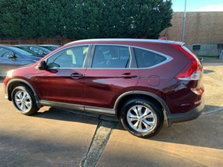 2013 Honda CR-V RM VTi-S 4WD Carnelian Red 5 Speed Automatic Wagon