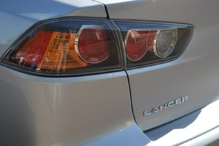 2014 Mitsubishi Lancer CJ MY14.5 LX Silver 6 Speed Constant Variable Sedan