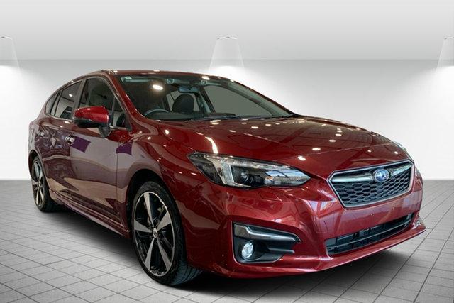 Used Subaru Impreza G5 MY19 2.0i-S CVT AWD, 2019 Subaru Impreza G5 MY19 2.0i-S CVT AWD Red 7 Speed Constant Variable Hatchback