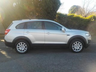 2015 Holden Captiva CG MY15 7 LS Active (FWD) Silver 6 Speed Automatic Wagon