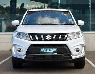2020 Suzuki Vitara LY Series II 2WD White 5 Speed Manual Wagon.