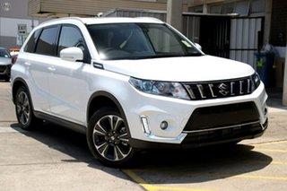 2020 Suzuki Vitara LY Series II Turbo 4WD White 6 Speed Sports Automatic Wagon.