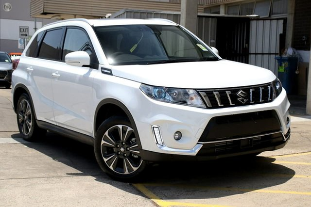 New Suzuki Vitara LY Series II Turbo 4WD, 2020 Suzuki Vitara LY Series II Turbo 4WD White 6 Speed Sports Automatic Wagon