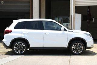 2020 Suzuki Vitara LY Series II Turbo 4WD White 6 Speed Sports Automatic Wagon