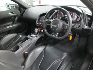 2015 Audi R8 MY15 S Tronic Quattro Mythos Black 7 Speed Sports Automatic Dual Clutch Coupe