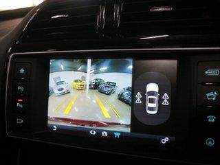 2015 Jaguar XE X760 MY16 Portfolio Odyssey Red 8 Speed Sports Automatic Sedan