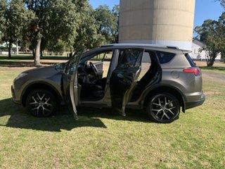2017 Toyota RAV4 ASA44R GXL AWD Bronze 6 Speed Sports Automatic Wagon