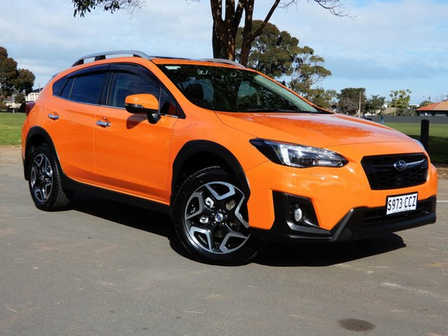 Used Subaru XV G5X MY18 2.0i-S Lineartronic AWD, 2017 Subaru XV G5X MY18 2.0i-S Lineartronic AWD Sunshine Orange 7 Speed Constant Variable Wagon