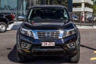 2019 Nissan Navara D23 S4 MY19 ST-X King Cab Cosmic Black 7 Speed Sports Automatic Utility.